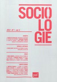Sociologie. n° 1 (2012)