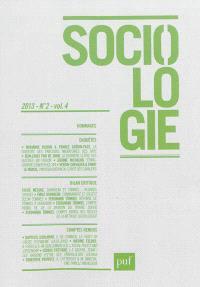 Sociologie. n° 2 (2013)
