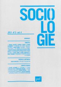 Sociologie. n° 3 (2013)