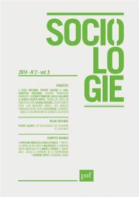 Sociologie. n° 2 (2014)