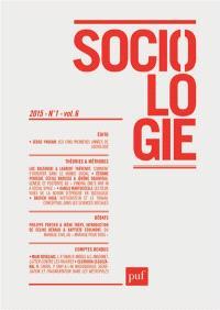 Sociologie. n° 1 (2015)
