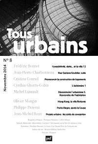 Tous urbains. n° 8 (2014)