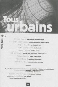 Tous urbains. n° 9