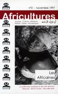 Africultures. n° 2, Les Africaines