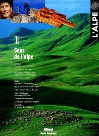 Alpe (L'). n° 1, Gens de l'Alpe