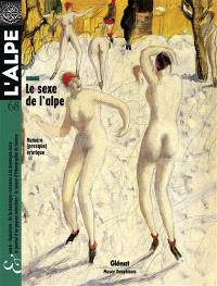 Alpe (L'). n° 68, Le sexe de l'Alpe