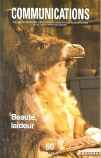 Communications. n° 60, Beauté, laideur