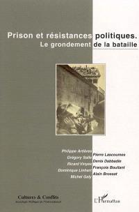 Cultures & conflits. n° 55, Prison et résistances politiques : le grondement de la bataille
