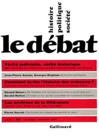 Débat (Le). n° 102