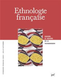 Ethnologie française. n° 3 (2000), Envers et revers de la transmission