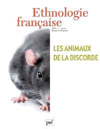 Ethnologie française. n° 1 (2009), Les animaux de la discorde