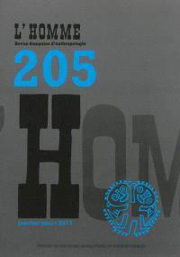 Homme (L'). n° 205