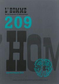 Homme (L'). n° 209