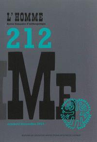 Homme (L'). n° 212