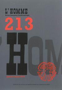 Homme (L'). n° 213