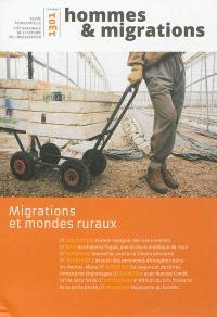 Hommes & migrations. n° 1301, Migrations et mondes ruraux