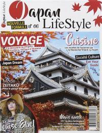 Japan lifeStyle : le féminin pétillant sur les nouvelles tendances du Japon. n° 6