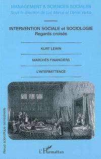 Management & sciences sociales. n° 4, Intervention sociale et sociologie : regards croisés