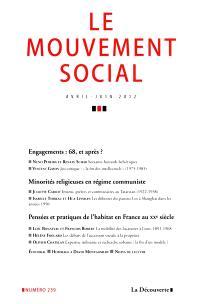 Mouvement social (Le). n° 239