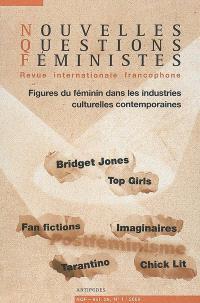 Nouvelles questions féministes. n° 1 (2009), Figures du féminin dans les industries culturelles contemporaines