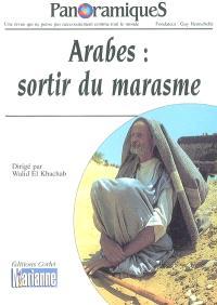 Panoramiques. n° 66, Arabes, sortir du marasme