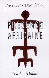 Présence africaine. n° 1