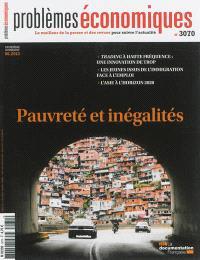 Problèmes économiques. n° 3070, Pauvreté et inégalités