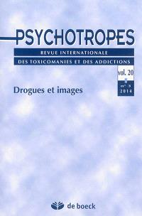 Psychotropes. n° 20, Drogues et images
