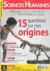 Sciences humaines. n° 262