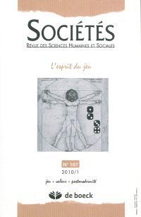 Sociétés. n° 107