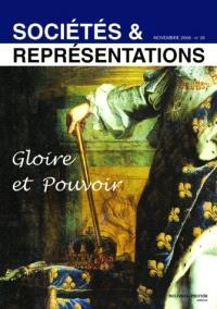 Sociétés & représentations. n° 26, Au nom de la gloire...