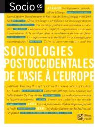 Socio. n° 5, Inventer les sciences sociales postoccidentales