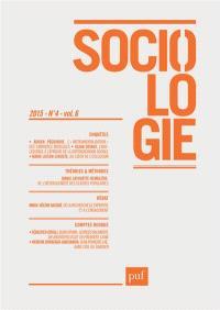Sociologie. n° 4 (2015)
