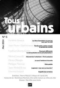Tous urbains. n° 6 (2014)