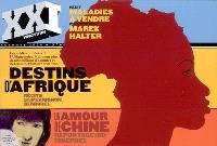 XXI. n° 4, Destins d'Afrique
