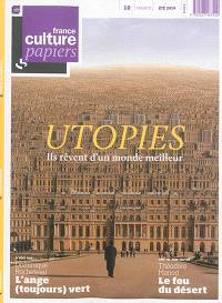 France Culture papiers. n° 10