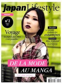 Japan lifeStyle : le féminin pétillant sur les nouvelles tendances du Japon. n° 2