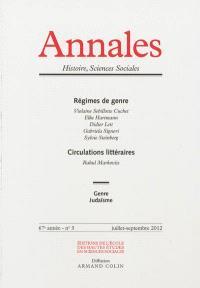 Annales. n° 3 (2012)