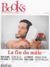 Books. n° 44, La fin du mâle