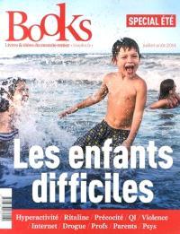 Books. n° 56, Les enfants difficiles