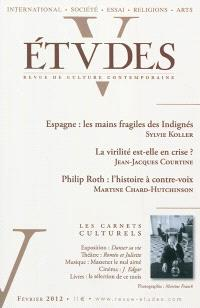 Etudes. n° 416-2