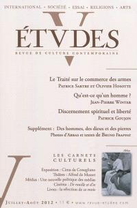 Etudes. n° 417-1-2