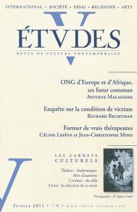 Etudes. n° 414-2