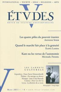 Etudes. n° 414-3