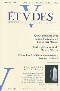 Etudes. n° 414-5