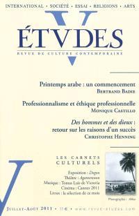 Etudes. n° 4151-2