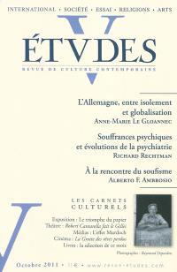 Etudes. n° 4154