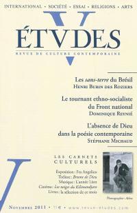 Etudes. n° 415-5
