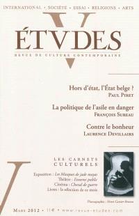 Etudes. n° 416-3
