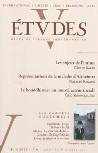 Etudes. n° 416-6